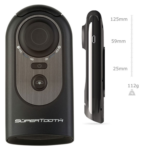 Supertooth HD Voice Bluetooth Freisprechanlage