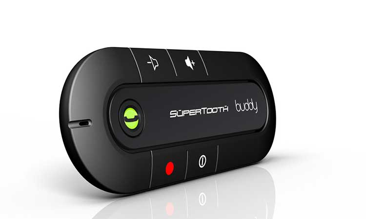 Bluetooth Freisprechanlage Supertooth Buddy