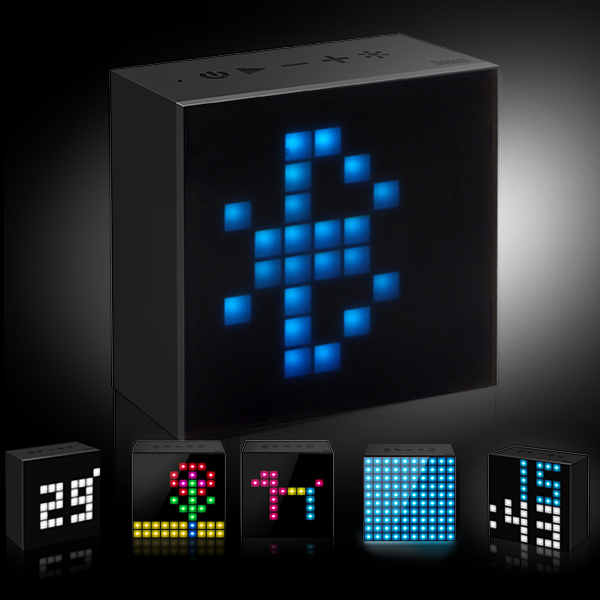 AuraBox, Bluetooth Lautsprecher, Animation