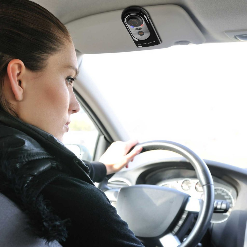 KFZ Bluetooth Freisprecheinrichtung, Freisprechanlage für Auto