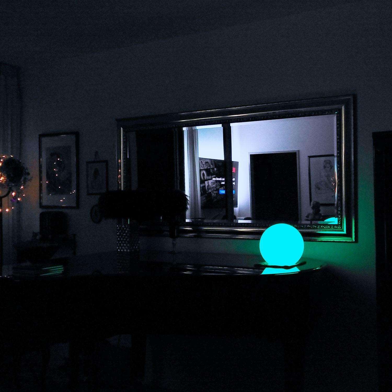 led kugelleuchten garten und haus led beleuchtung von arcotec. Black Bedroom Furniture Sets. Home Design Ideas