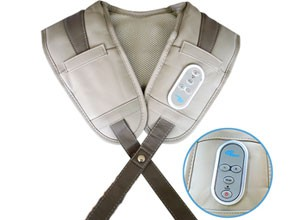 Klopf Massagegerät für Rücken und Nacken