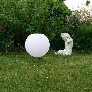 LED Gartenbeleuchtung, Gartendekoration
