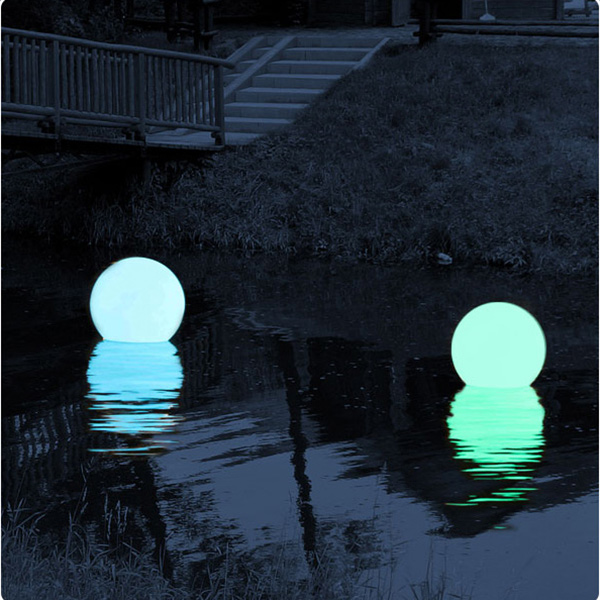 LED Lampe Deko Gartenleuchte