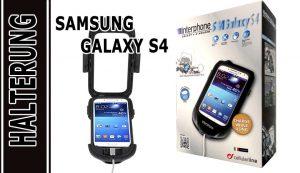 Lenkradhalterung, Fahrradhalterung für Samsung Galaxy S4