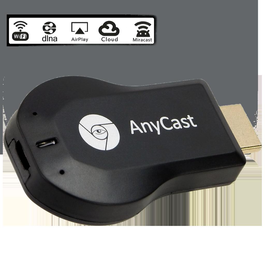 Anycast Dongle für drahtlose Bildübertragung vom Smartphone zum Smart-TV