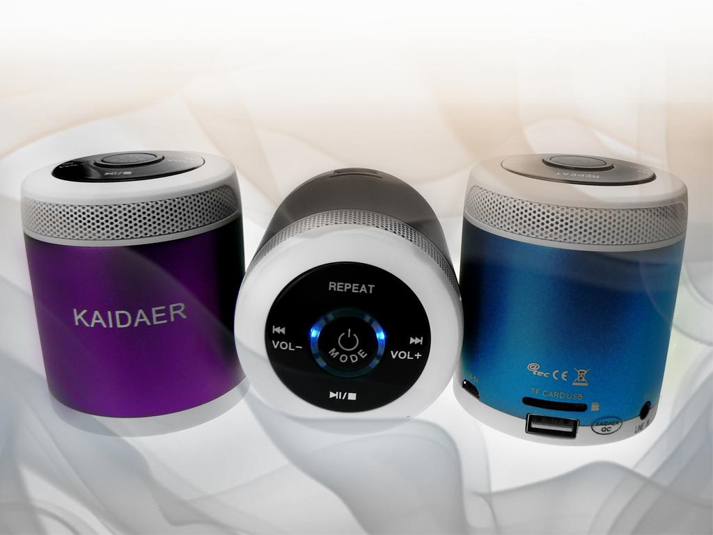 Kaidaer Mini Lautsprecher von arcotec