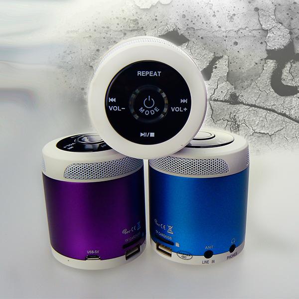 Mini Lautsprecher Kaidaer III arcotec