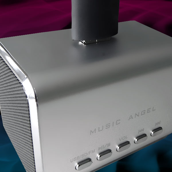 Music Angel 4in1 mit USB-Stick Anschluss