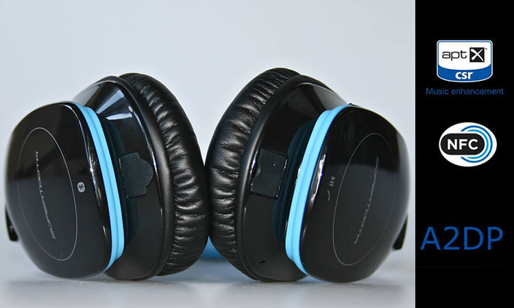 Supertooth Freedom, Bluetooth NFC Headset