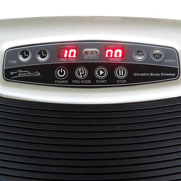 Vitaplate, Mini Vibrationsplatte mit Display
