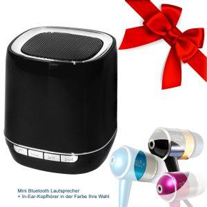 Mini Bluetooth Lautsprecher, Geschenkidee für Teenager und Jugendliche