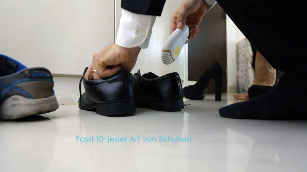 Ozon - Schuh - Desinfizierer, dank Ozon-natürliche Bekämpfung von Keimen