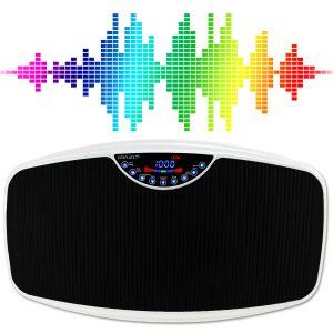Vibrationsplatte mit MP3-Musikwiedergabe, Vitaplate SD,Sound