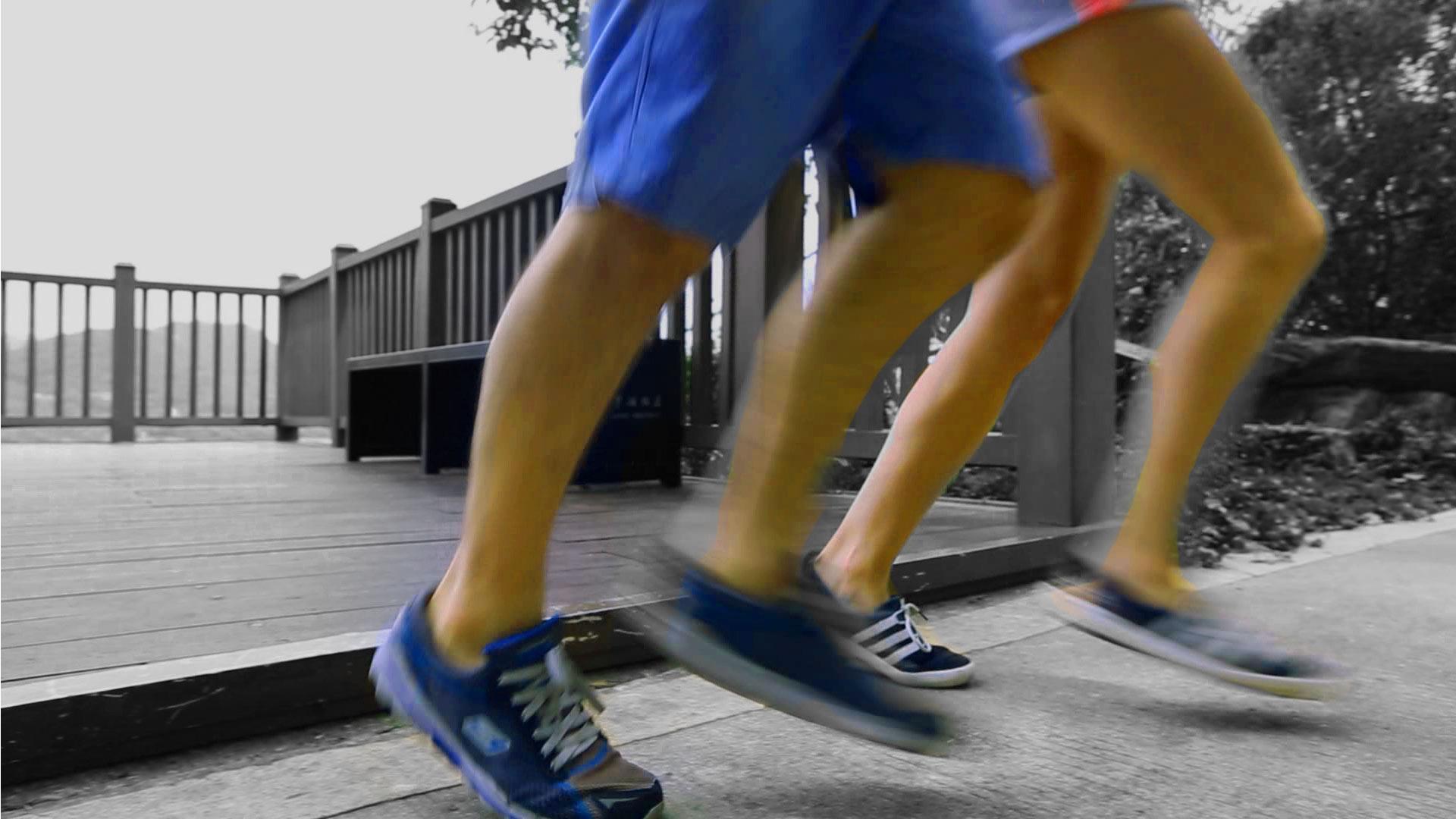 Nie mehr stinkende Schuhe, mit Ozon-Schuh-Desinfizierer