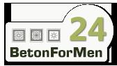 Betonformen24-Onlineshop, Logo