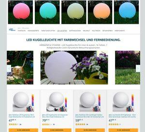 @tec Marke, Markenwelt Shop bei Amazon